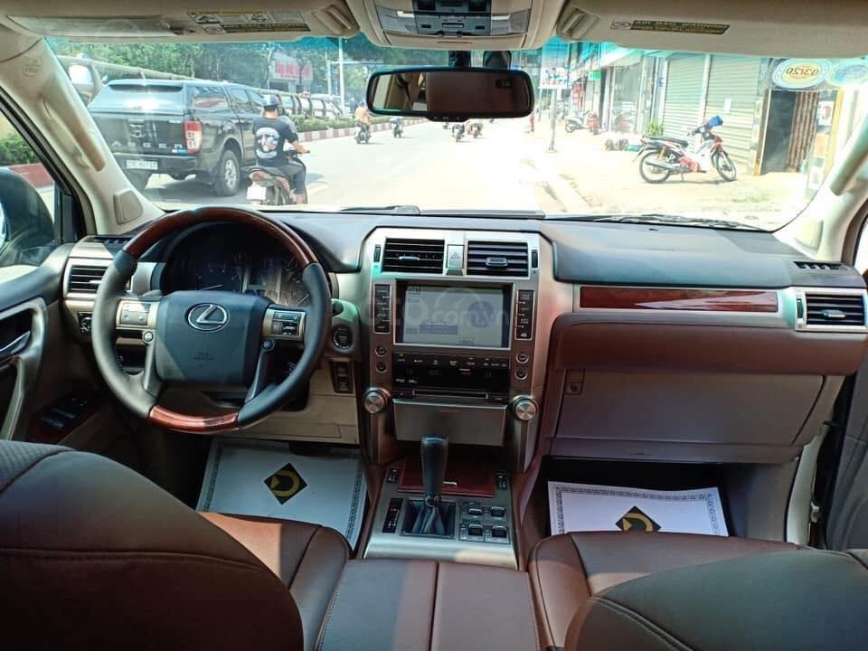 Cần bán xe Lexus GX460 năm 2009, màu vàng cát, xe nhập (6)
