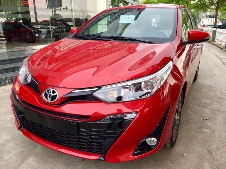 Giá xe Toyota Yaris 2019 tốt nhất thị trường. Hỗ trợ vay trả góp 90%-0
