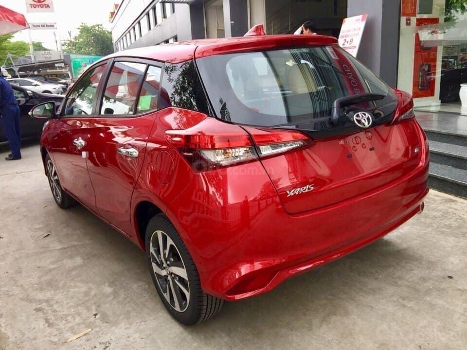 Giá xe Toyota Yaris 2019 tốt nhất thị trường. Hỗ trợ vay trả góp 90%-1