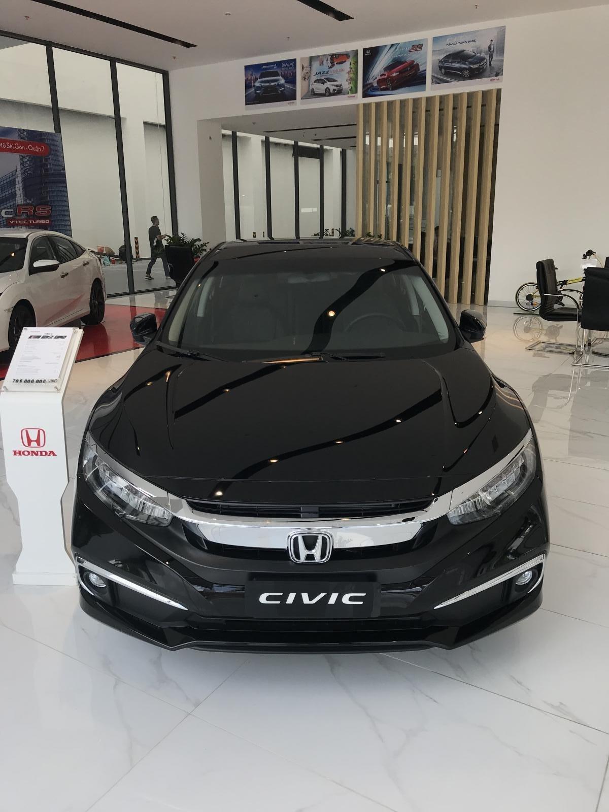 Honda Civic G màu đen, nhập khẩu nguyên chiếc, giao ngay trong ngày-2