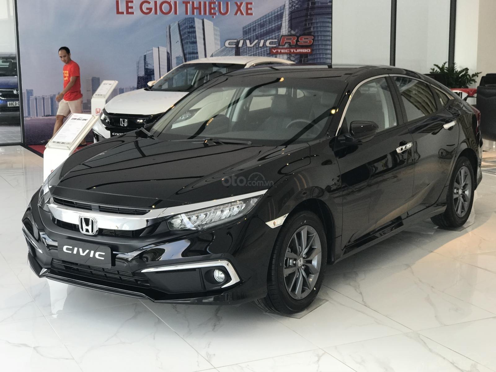 Honda Civic G màu đen, nhập khẩu nguyên chiếc, giao ngay trong ngày-0