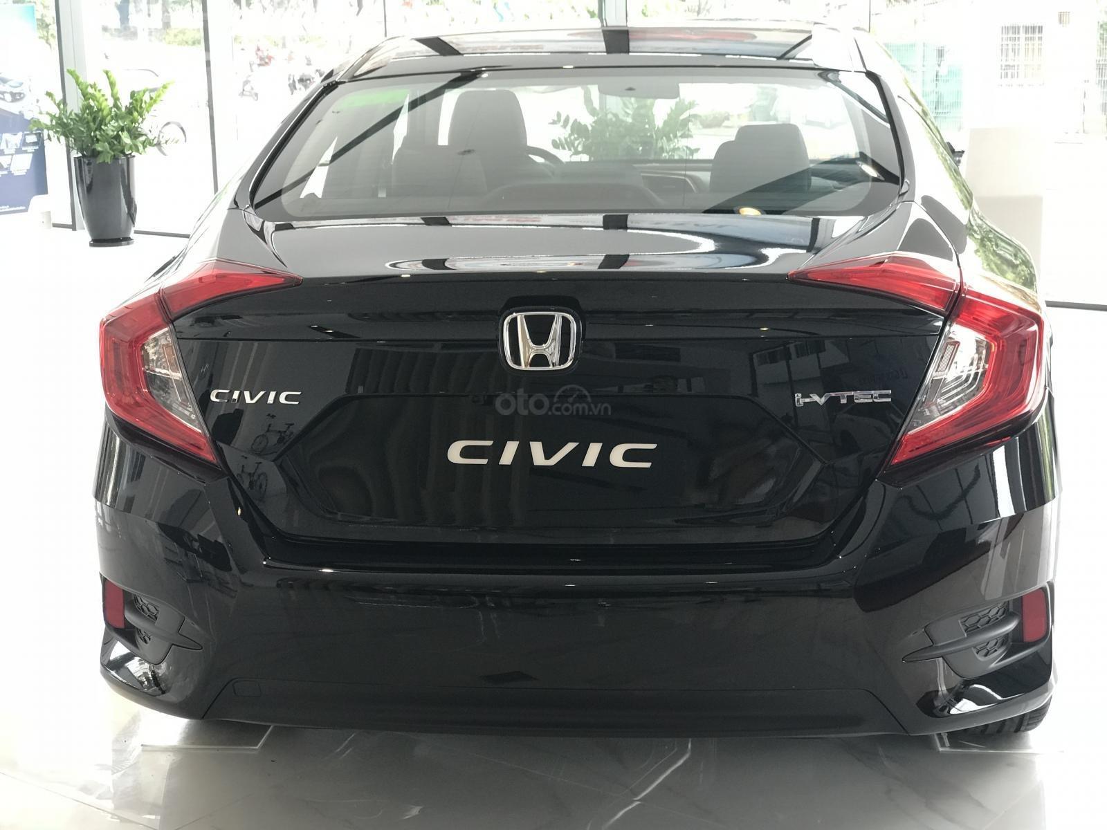Honda Civic G màu đen, nhập khẩu nguyên chiếc, giao ngay trong ngày-4