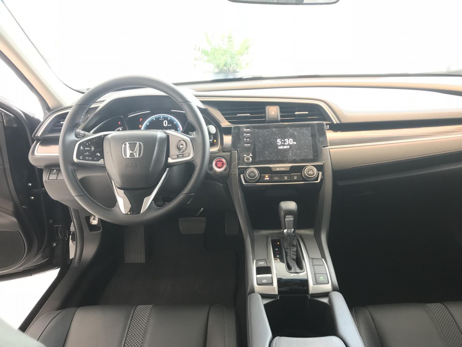 Honda Civic G màu đen, nhập khẩu nguyên chiếc, giao ngay trong ngày-9