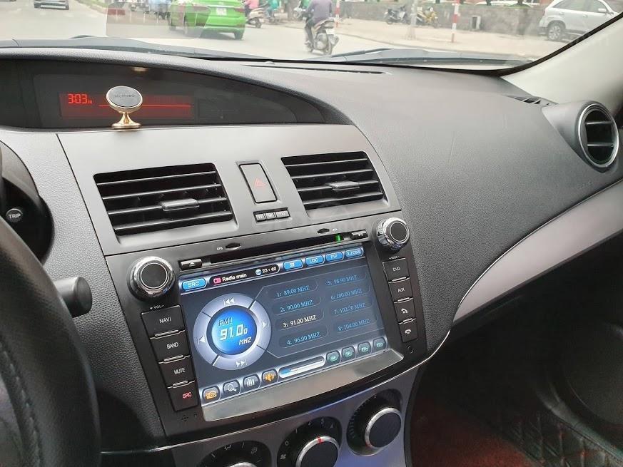 Bán ô tô Mazda 3 1.6AT sedan SX 2011, màu trắng, nhập khẩu, giá 435tr-9