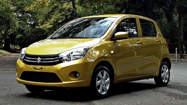 Giá xe Suzuki Celerio cũ