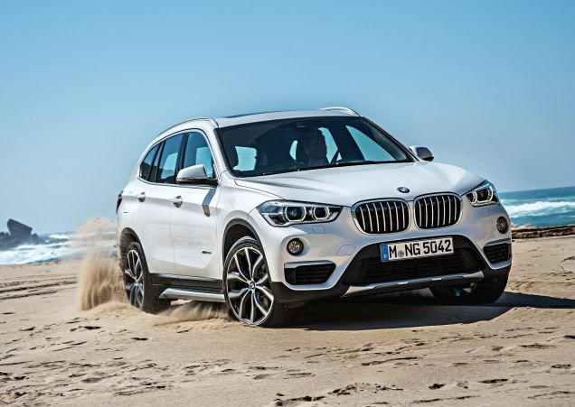 Đánh giá xe BMW X1