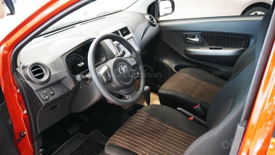 Bán Toyota Wigo 2019 nhập khẩu, trả góp 85%, lãi suất thấp, chỉ cần 130 triệu quà tặng hấp dẫn-3