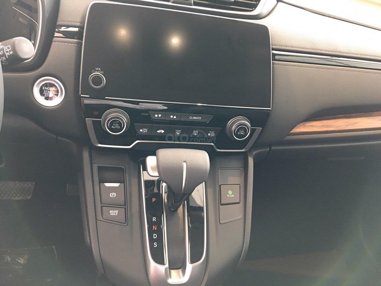 Honda CRV L đen - mới 100%, xe giao tháng 5, LH 0909.615.944 để nhận báo giá tốt nhất-9