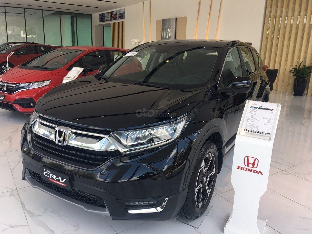 Honda CRV L đen - mới 100%, xe giao tháng 5, LH 0909.615.944 để nhận báo giá tốt nhất-2