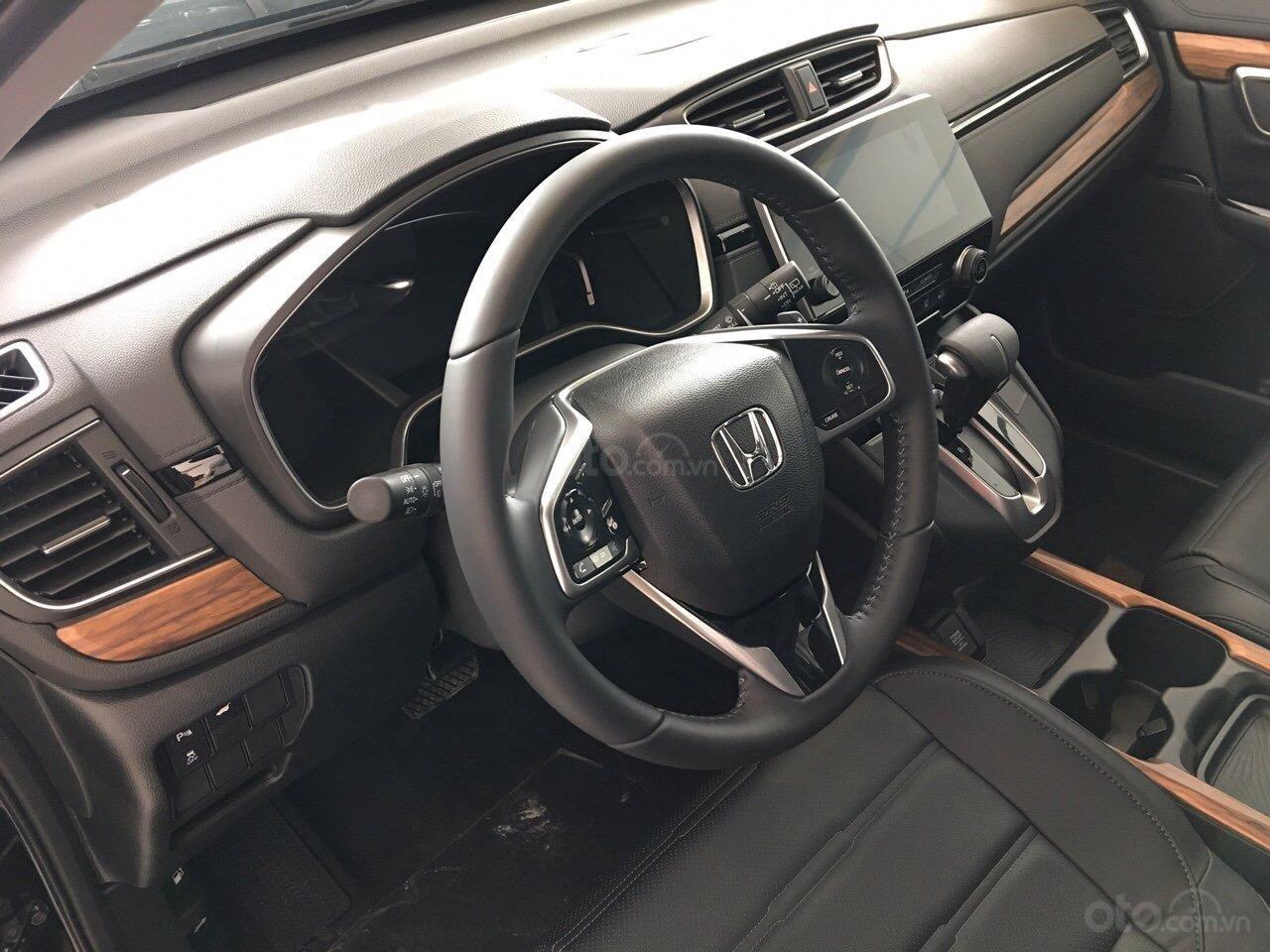 Honda CRV L đen - mới 100%, xe giao tháng 5, LH 0909.615.944 để nhận báo giá tốt nhất-8