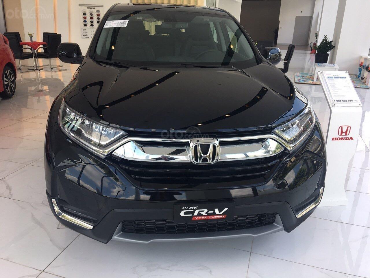 Honda CRV L đen - mới 100%, xe giao tháng 5, LH 0909.615.944 để nhận báo giá tốt nhất-1