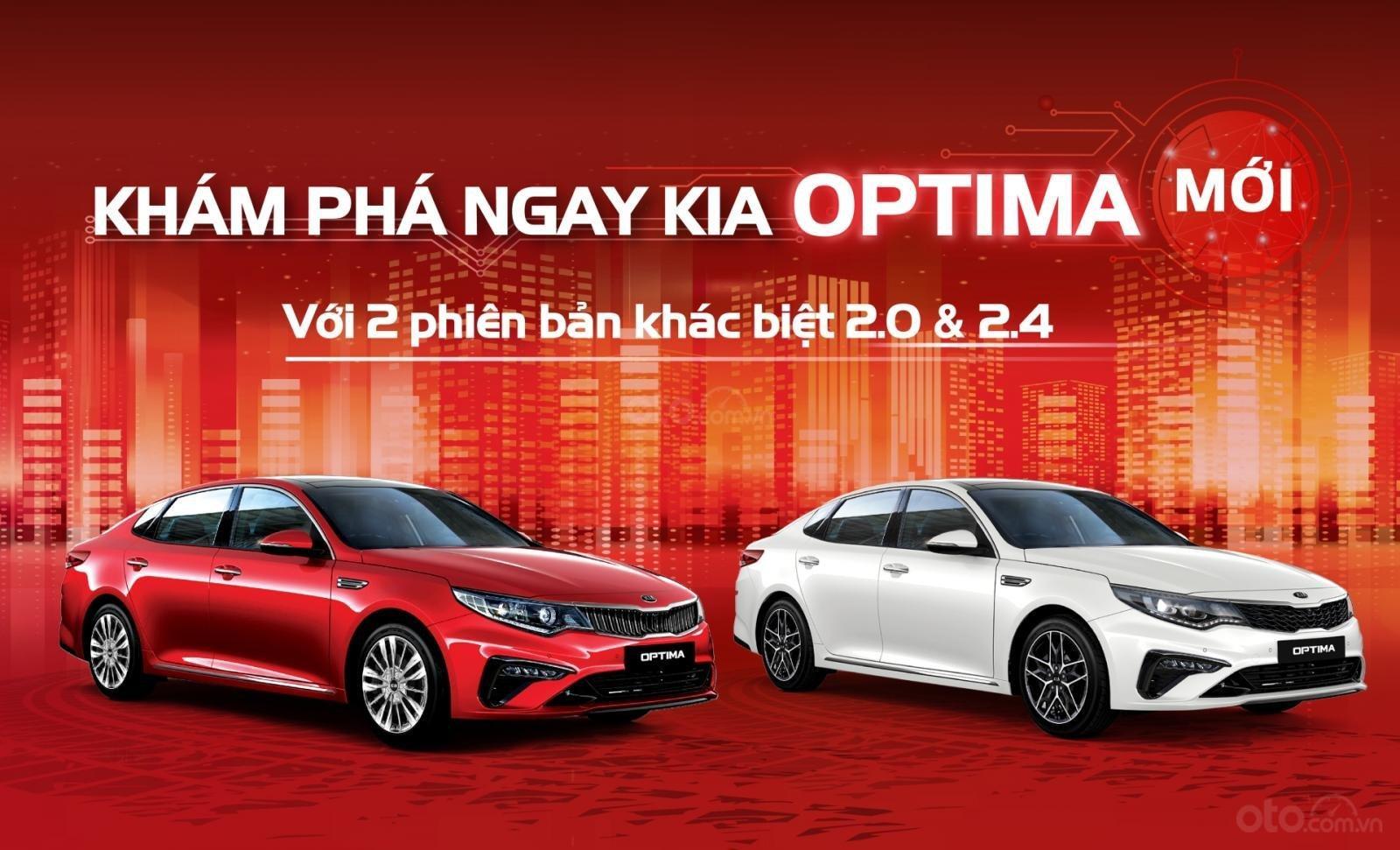 Bán Kia Optima 2.0 AT; 2.0 ATH; 2.4 GT-line giá từ 789 triệu (3)