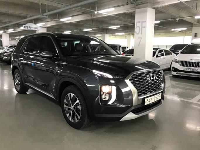 Dự đoán giá Hyundai Palisade 2019 mới.