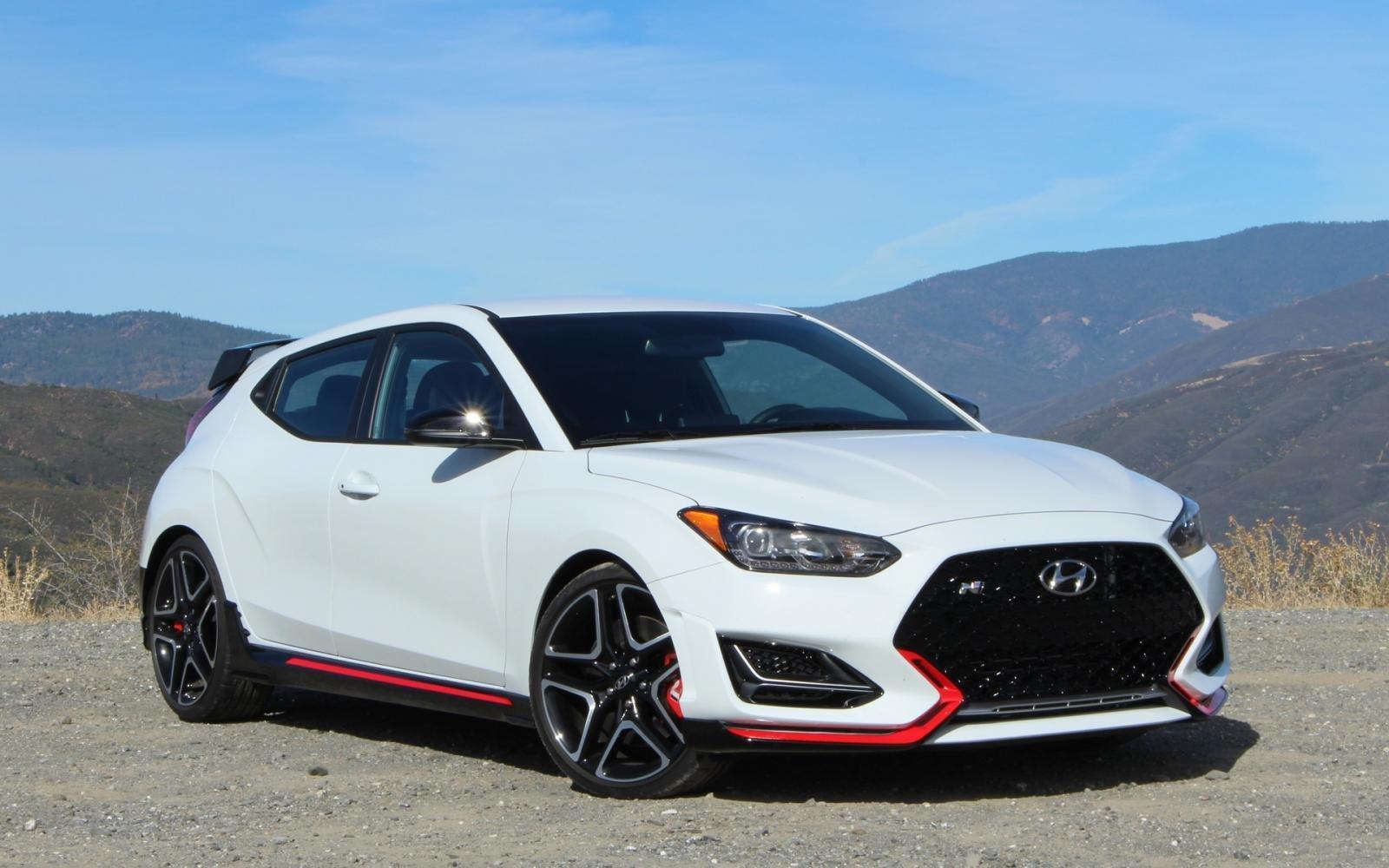 Đánh giá xe Hyundai Veloster