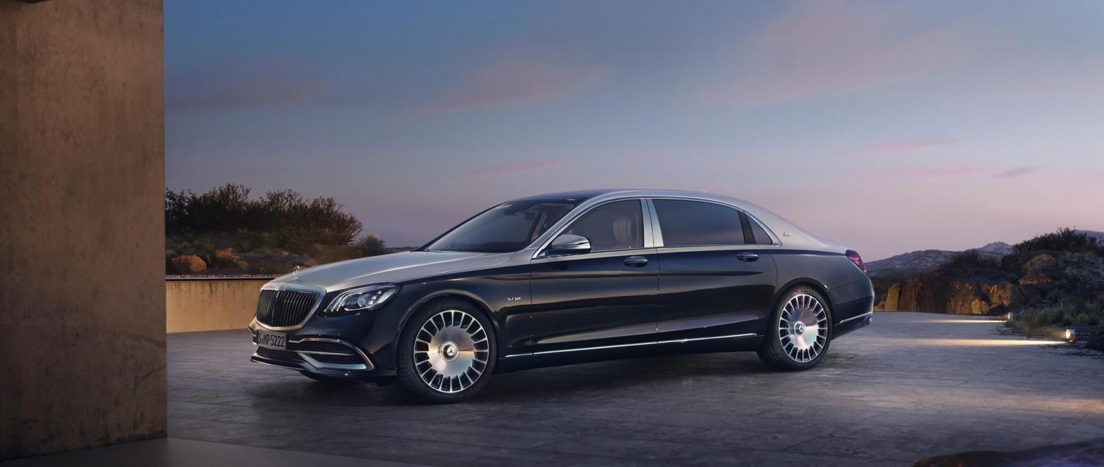 Giá xe Mercedes Maybach
