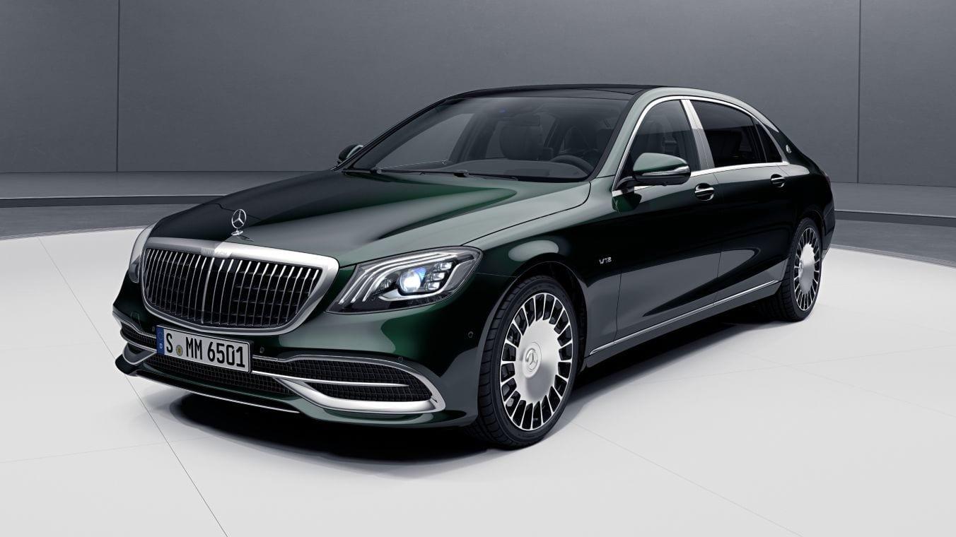 Đánh giá xe Mercedes-Benz Maybach