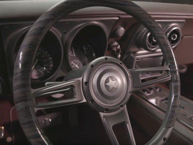 Vô lăng Camaro RS