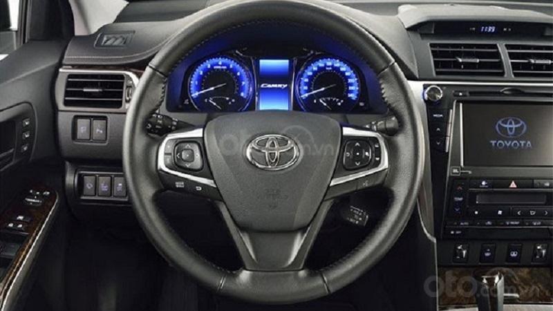Vô lăng Toyota Camry 2.5Q 2018...