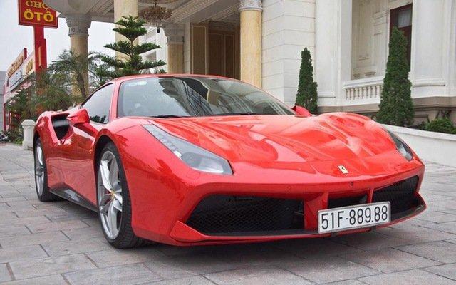 Ferrari 488 GTB gặp nạn của Tuấn Hưng sắp được tân trang a5