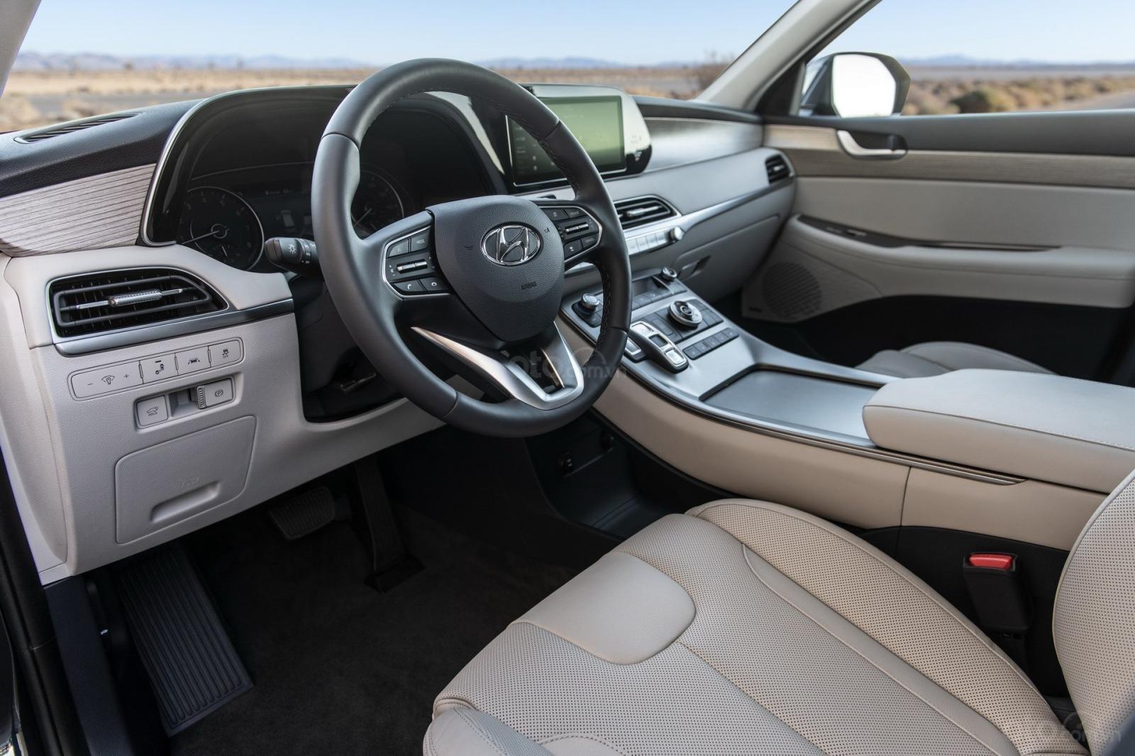 Hyundai Palisade 2019 bất ngờ về Việt Nam, SUV cỡ lớn có thêm lựa chọn  8a