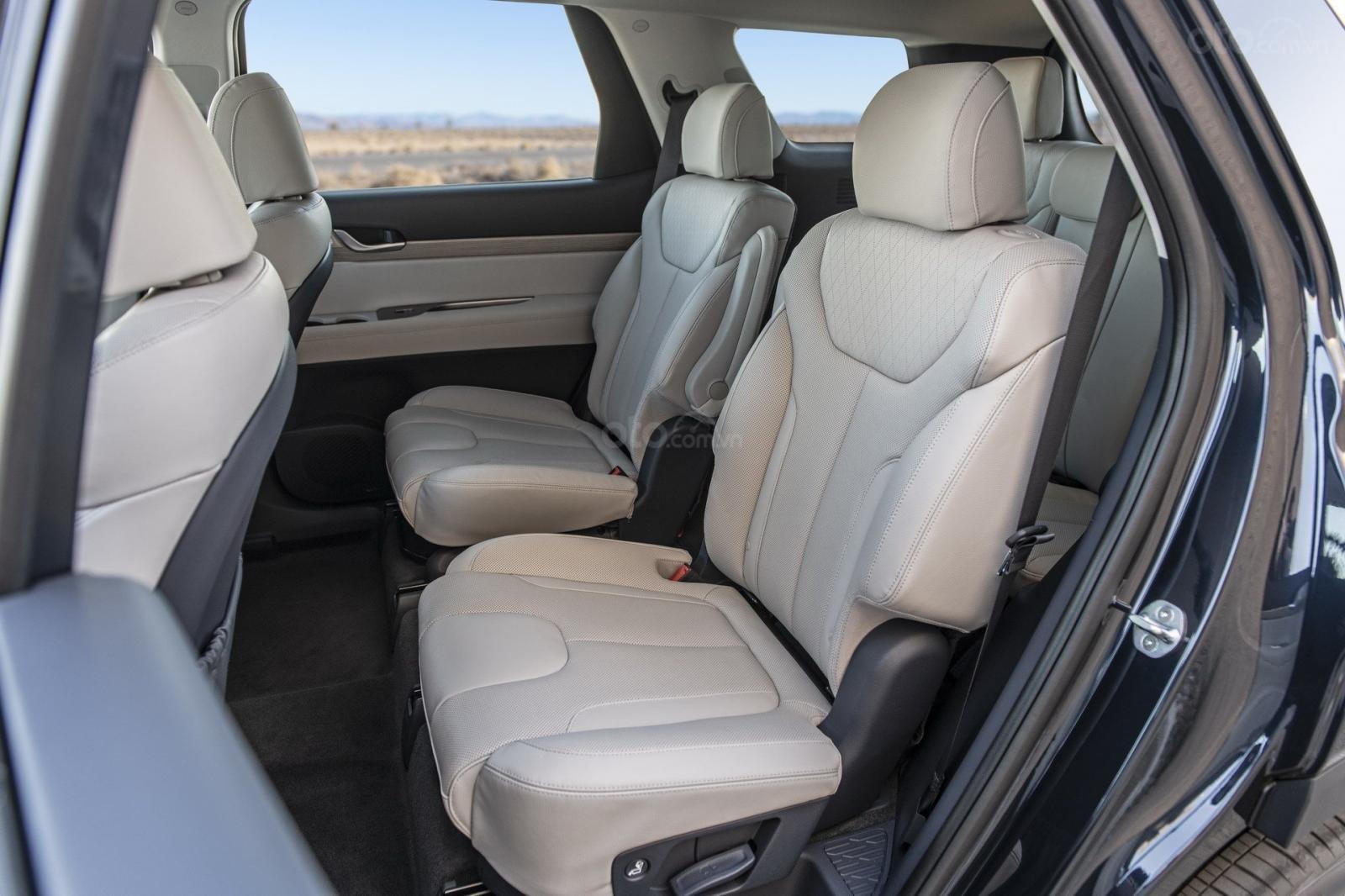 Hyundai Palisade 2019 bất ngờ về Việt Nam, SUV cỡ lớn có thêm lựa chọn  a9