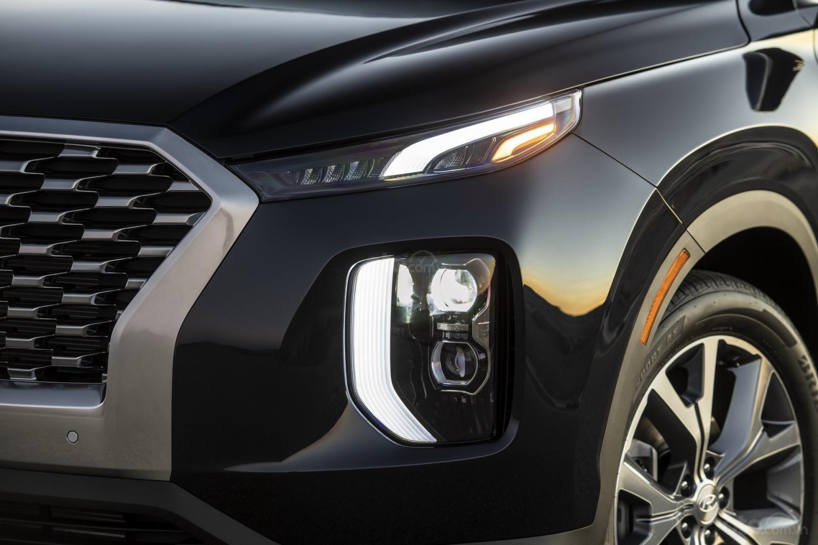 Hyundai Palisade 2019 bất ngờ về Việt Nam, SUV cỡ lớn có thêm lựa chọn  a5