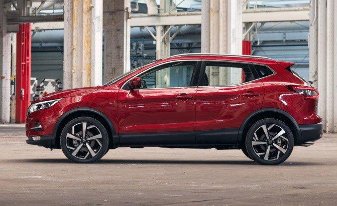 Nissan Rogue Sport 2019 màu đỏ