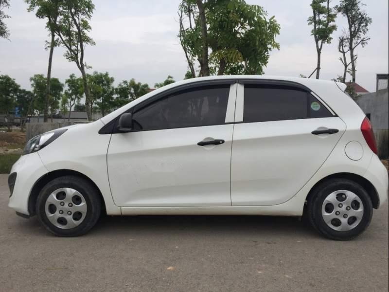 Bán Kia Morning Van sản xuất 2013, màu trắng, nhập khẩu-1