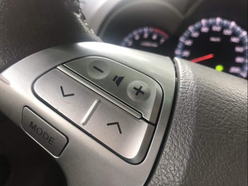 Bán xe Toyota Fortuner 2.7AT sản xuất 2013, màu xám như mới   (6)