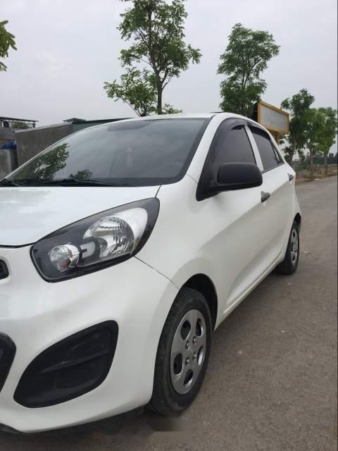 Bán Kia Morning Van sản xuất 2013, màu trắng, nhập khẩu-0