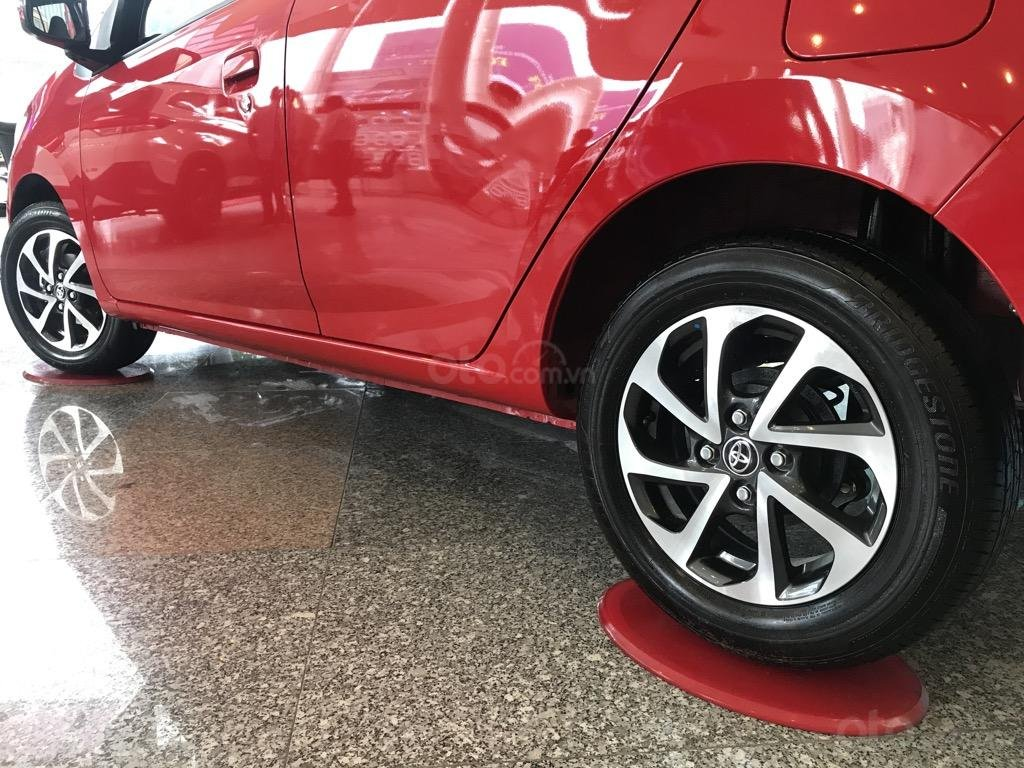 Bán xe Toyota Wigo 2019 mới 100%, xe nhập Indonesia, thanh toán 130tr nhận xe ngay-1