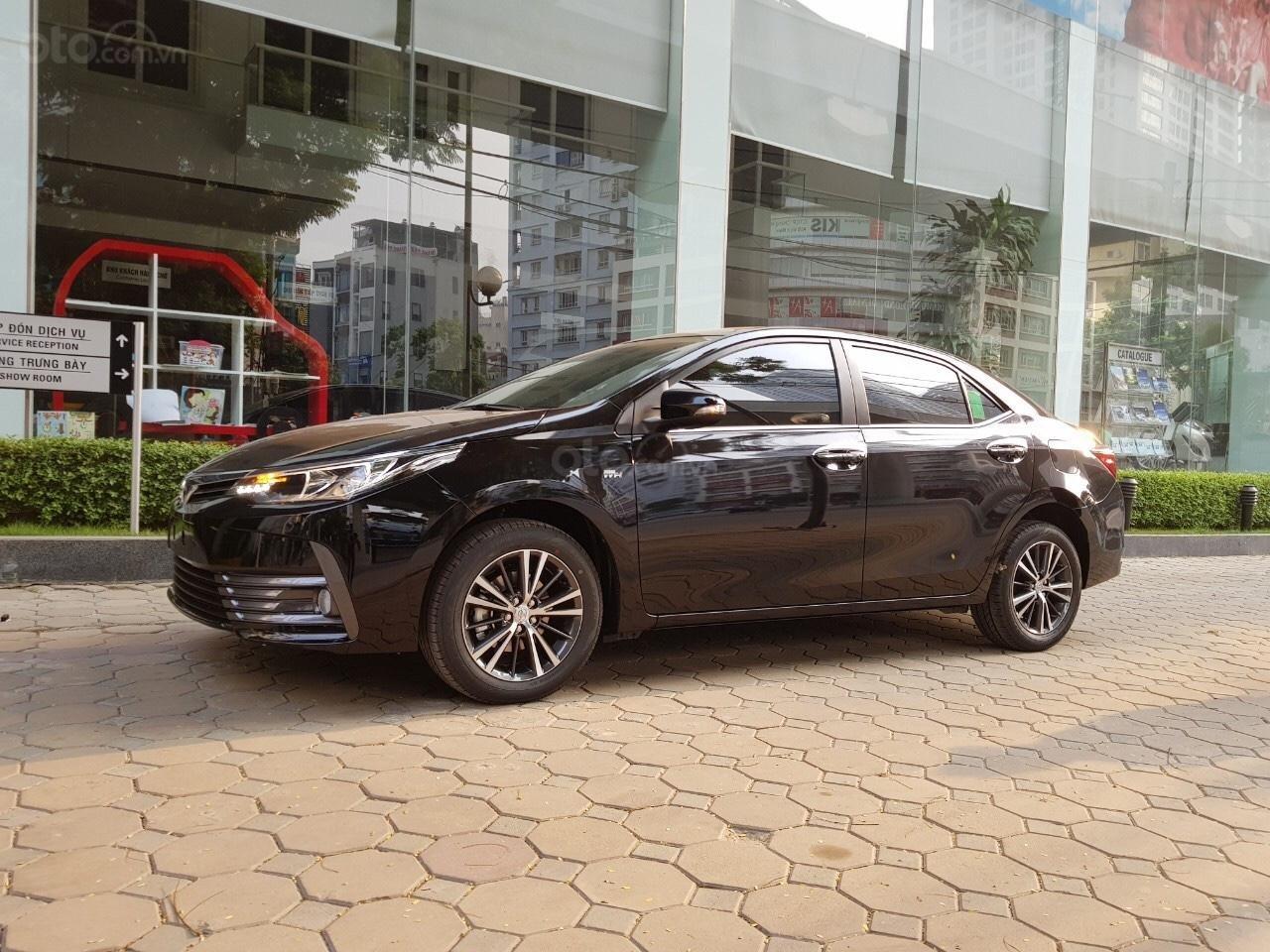 Khuyến mại tốt dành cho Toyota Altis G 2019, hỗ trợ trả góp lên đến 90% giá trị xe. Hotline 0971 123 125-0