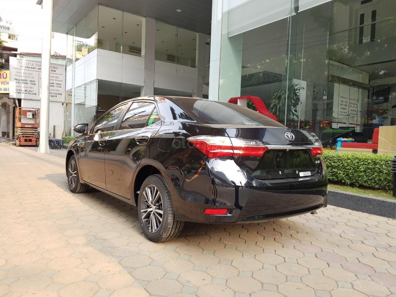 Khuyến mại tốt dành cho Toyota Altis G 2019, hỗ trợ trả góp lên đến 90% giá trị xe. Hotline 0971 123 125-2