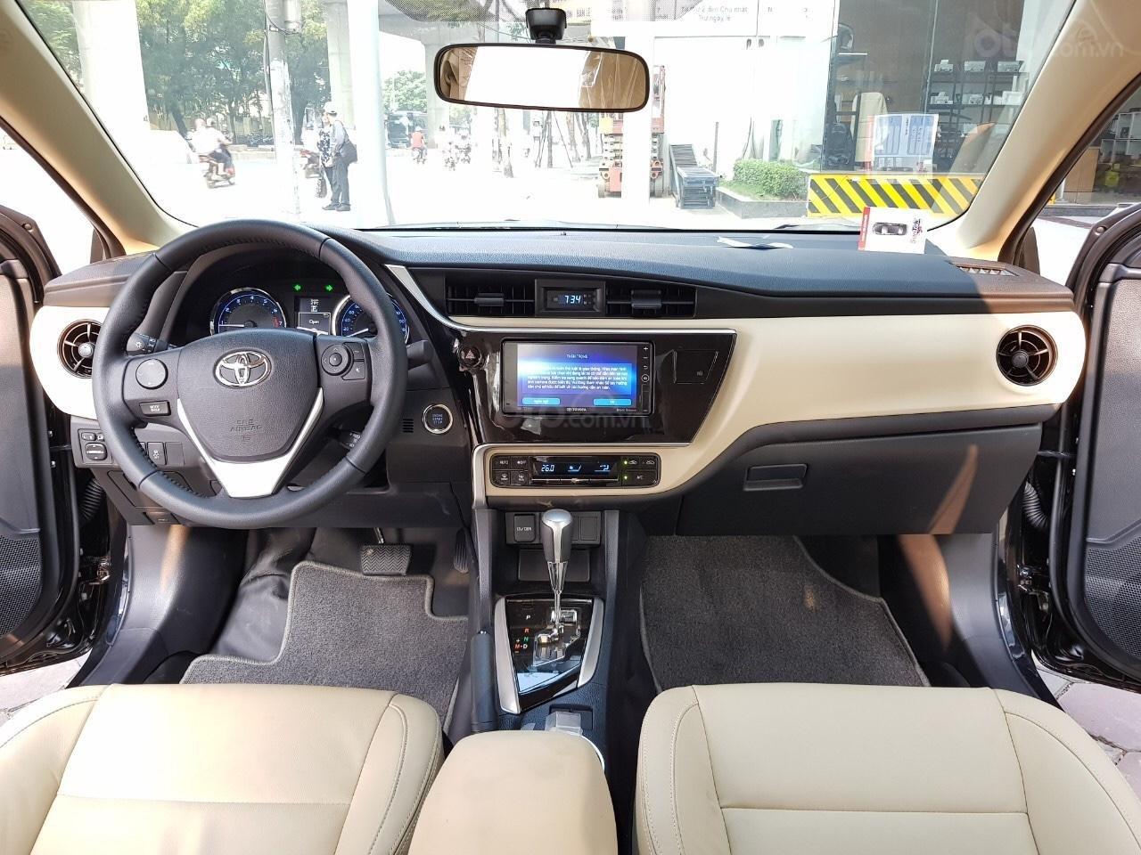 Khuyến mại tốt dành cho Toyota Altis G 2019, hỗ trợ trả góp lên đến 90% giá trị xe. Hotline 0971 123 125-3