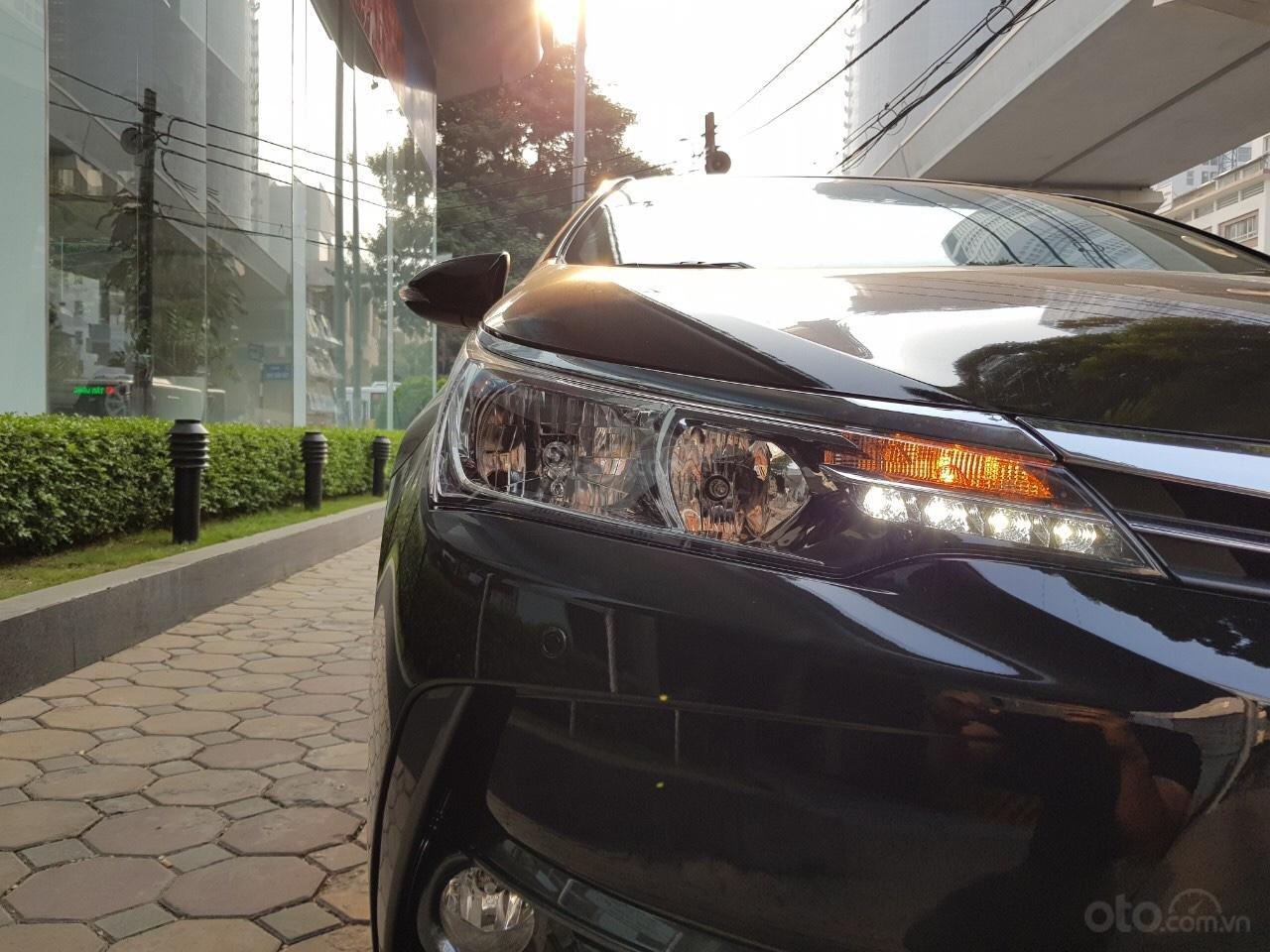 Khuyến mại tốt dành cho Toyota Altis G 2019, hỗ trợ trả góp lên đến 90% giá trị xe. Hotline 0971 123 125-8