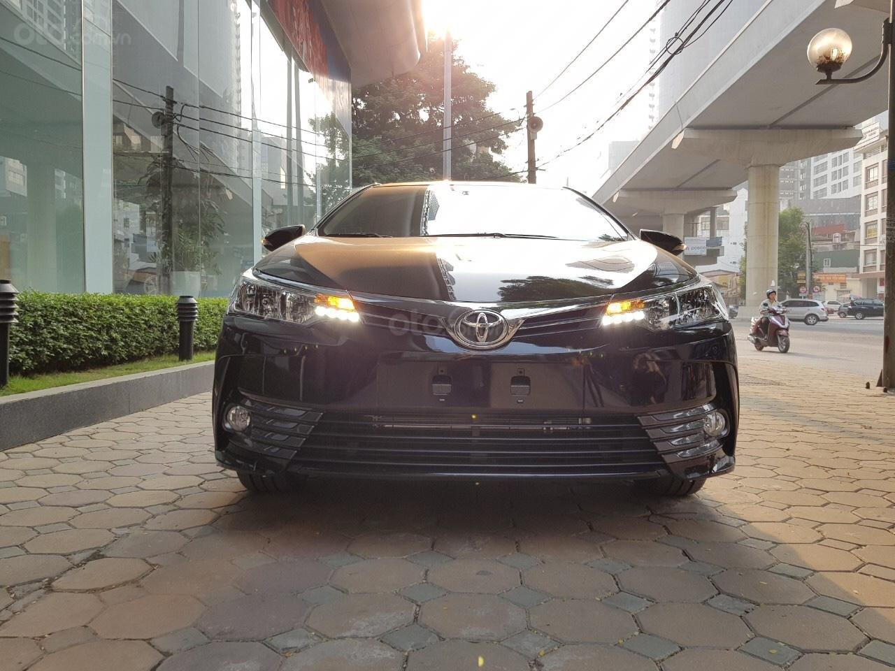 Khuyến mại tốt dành cho Toyota Altis G 2019, hỗ trợ trả góp lên đến 90% giá trị xe. Hotline 0971 123 125-4