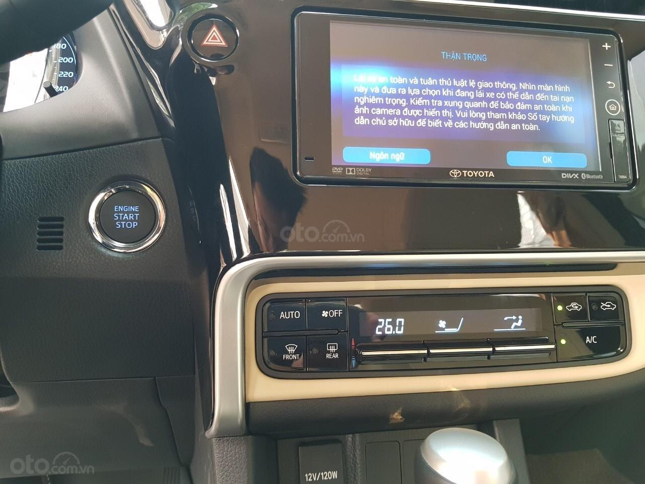 Khuyến mại tốt dành cho Toyota Altis G 2019, hỗ trợ trả góp lên đến 90% giá trị xe. Hotline 0971 123 125-5