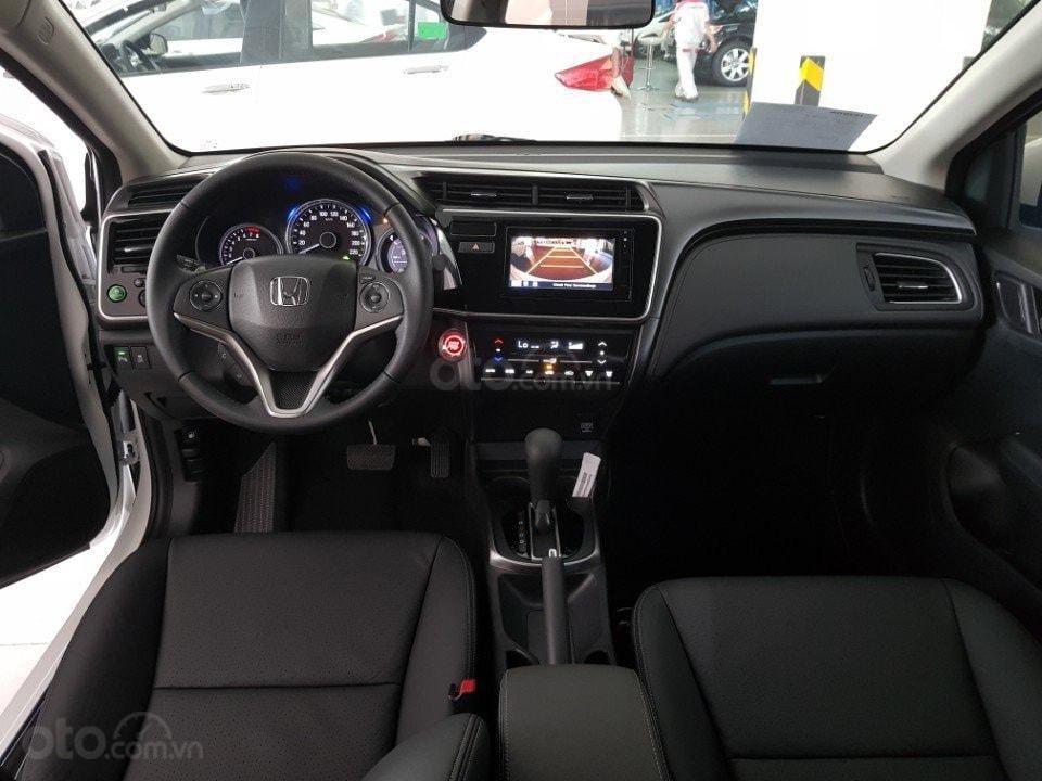 Honda City 2019 đủ màu, KM BHVC+ KM khủng + tiền mặt+giao ngay+ giá tốt-1