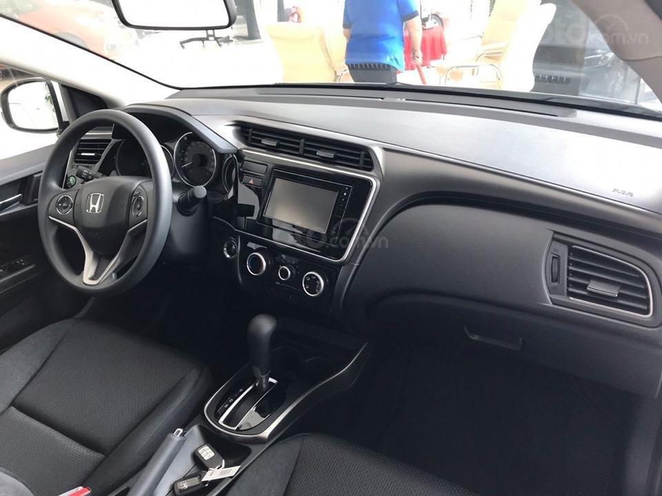 Honda City 2019 đủ màu, KM BHVC+ KM khủng + tiền mặt+giao ngay+ giá tốt-4