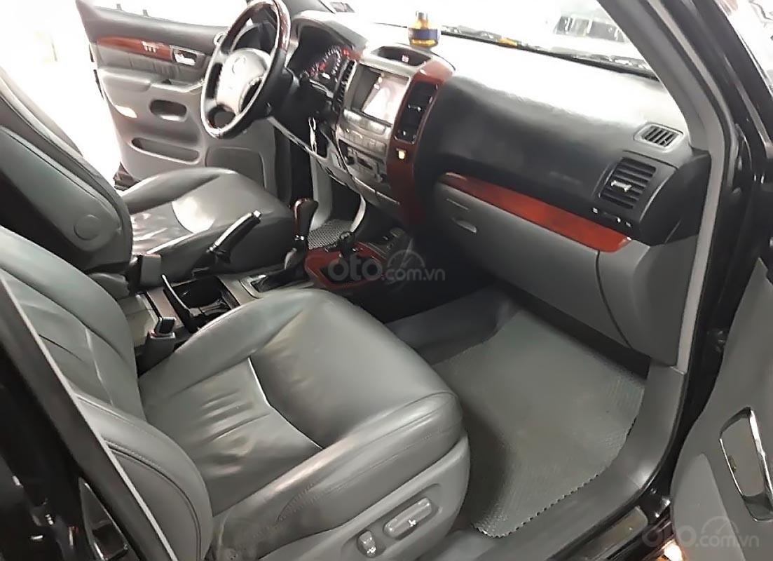Bán xe Lexus GX 460 năm sản xuất 2009, màu đen, nhập khẩu (3)