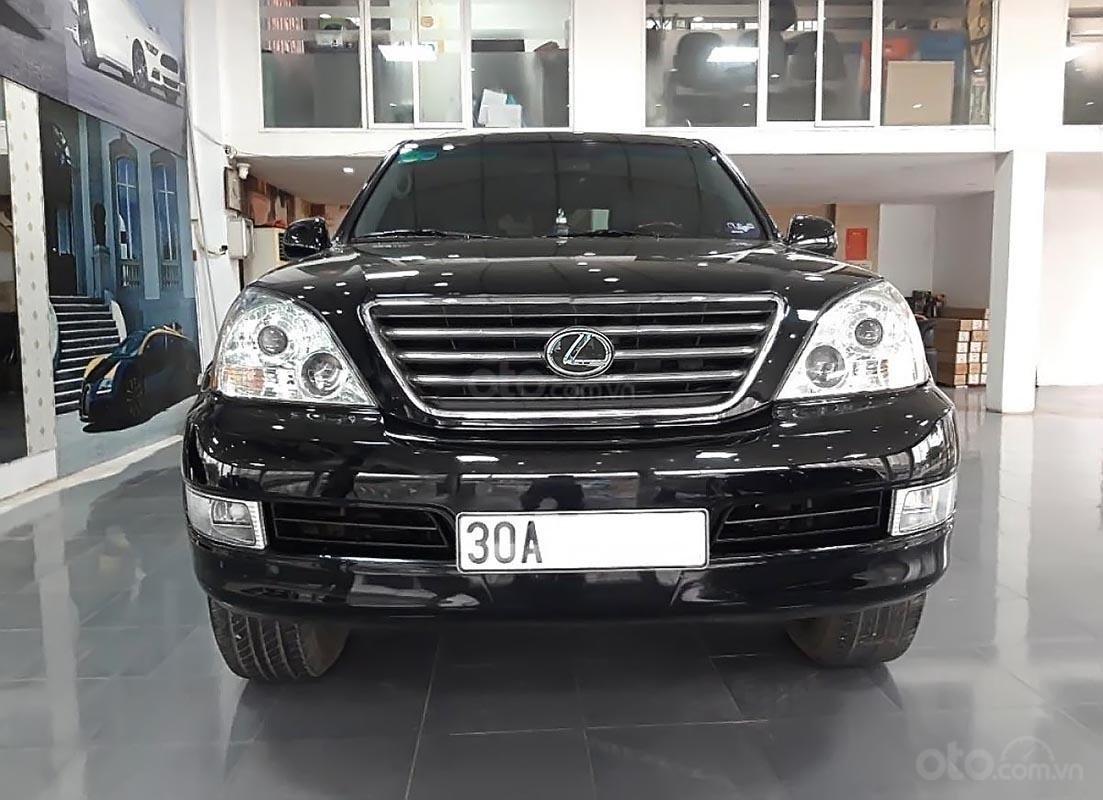 Bán xe Lexus GX 460 năm sản xuất 2009, màu đen, nhập khẩu (5)