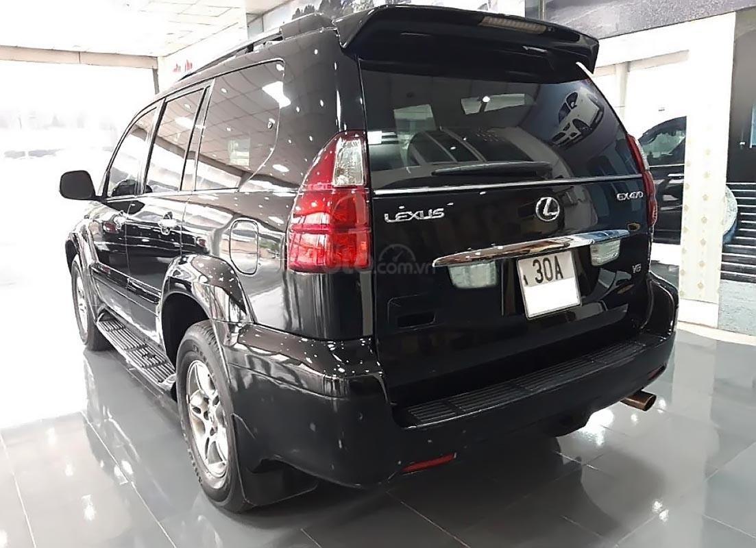 Bán xe Lexus GX 460 năm sản xuất 2009, màu đen, nhập khẩu (4)