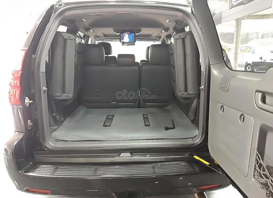 Bán xe Lexus GX 460 năm sản xuất 2009, màu đen, nhập khẩu (2)