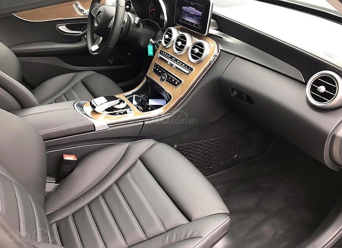 Cần bán Mercedes C250 sản xuất năm 2017, màu đen như mới (2)