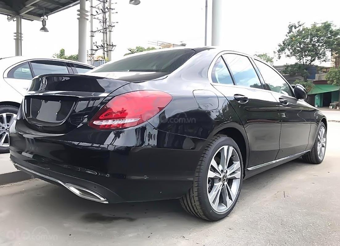 Cần bán Mercedes C250 sản xuất năm 2017, màu đen như mới (3)