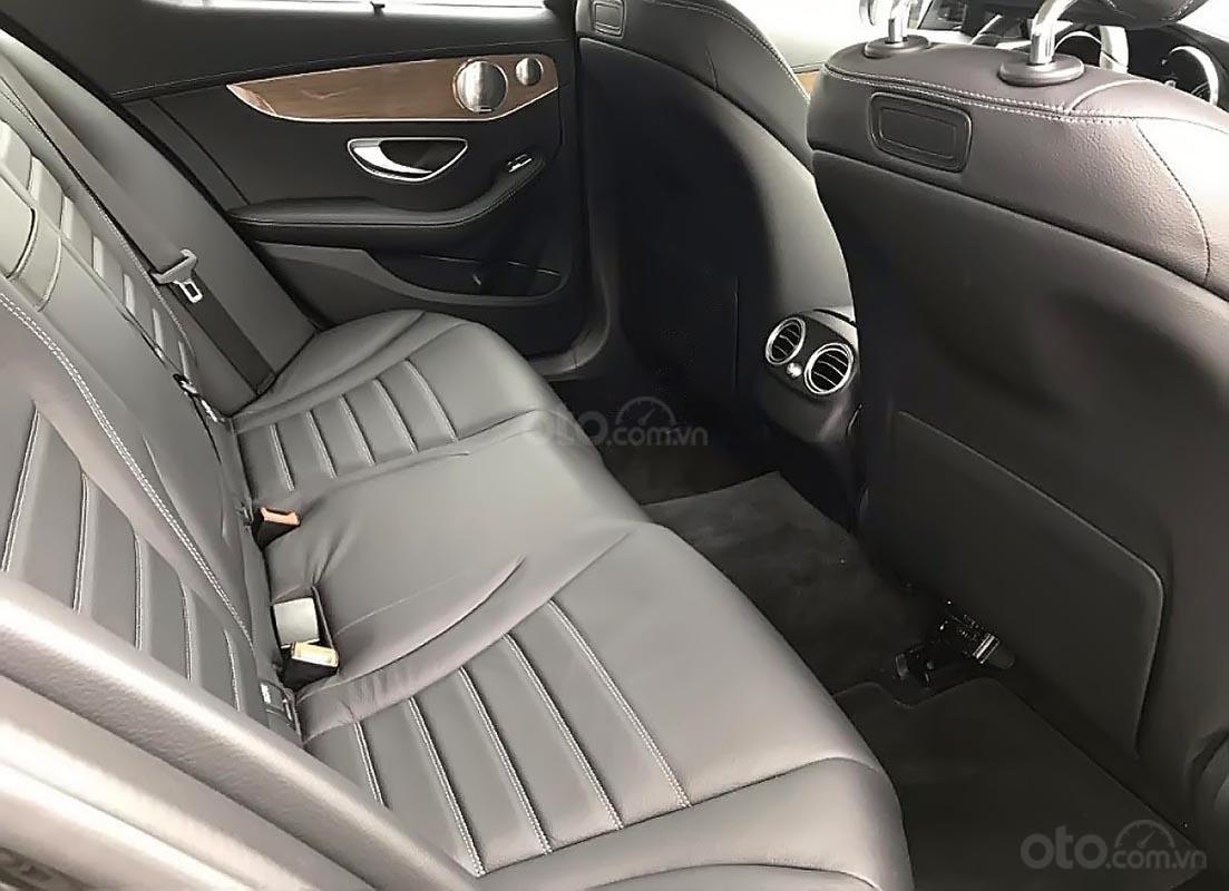 Cần bán Mercedes C250 sản xuất năm 2017, màu đen như mới (5)