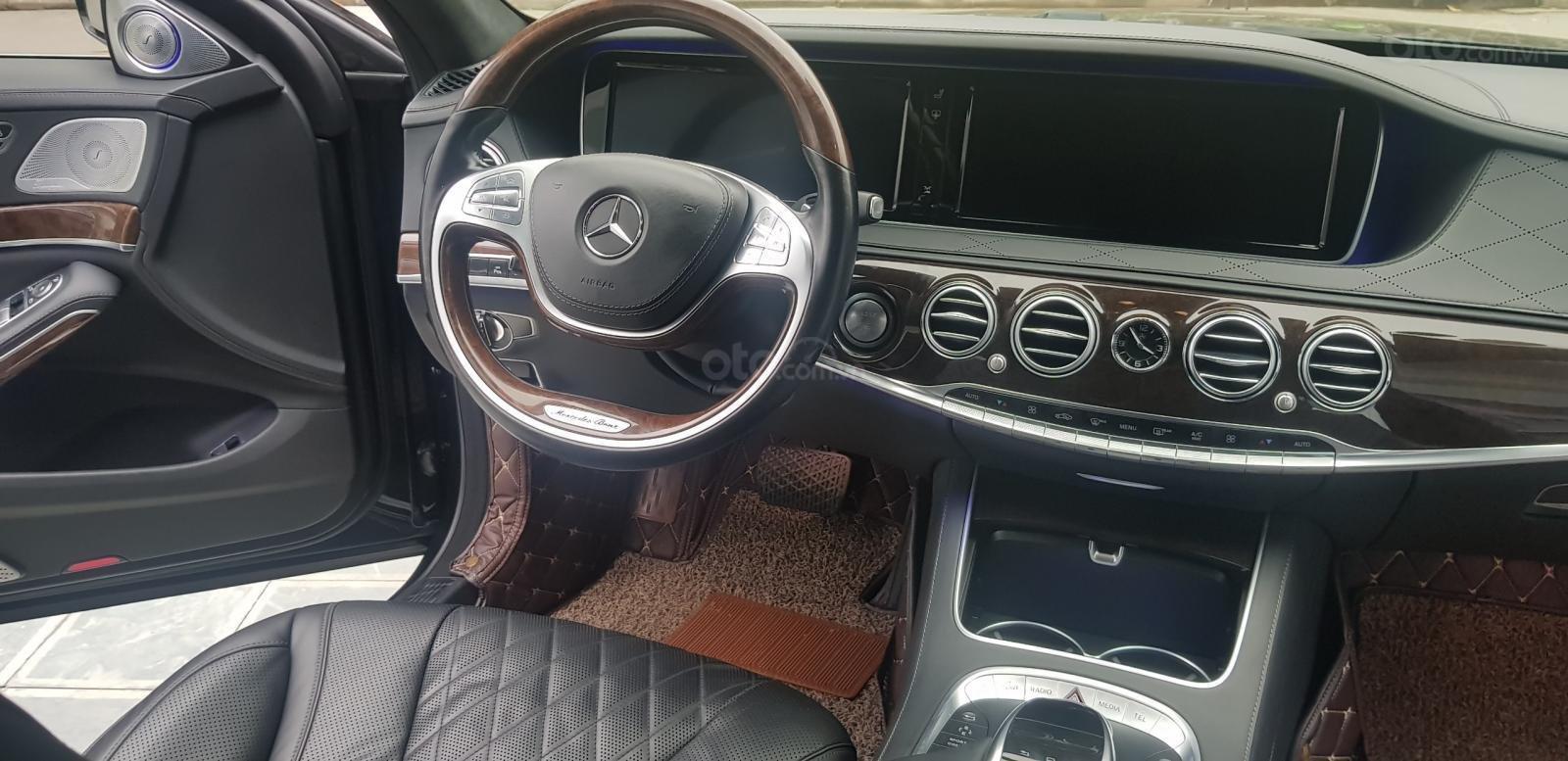 Bán Mercedes-Benz S500 SX 2016 màu đen, LH Ms  Hương 094.539.2468 (8)