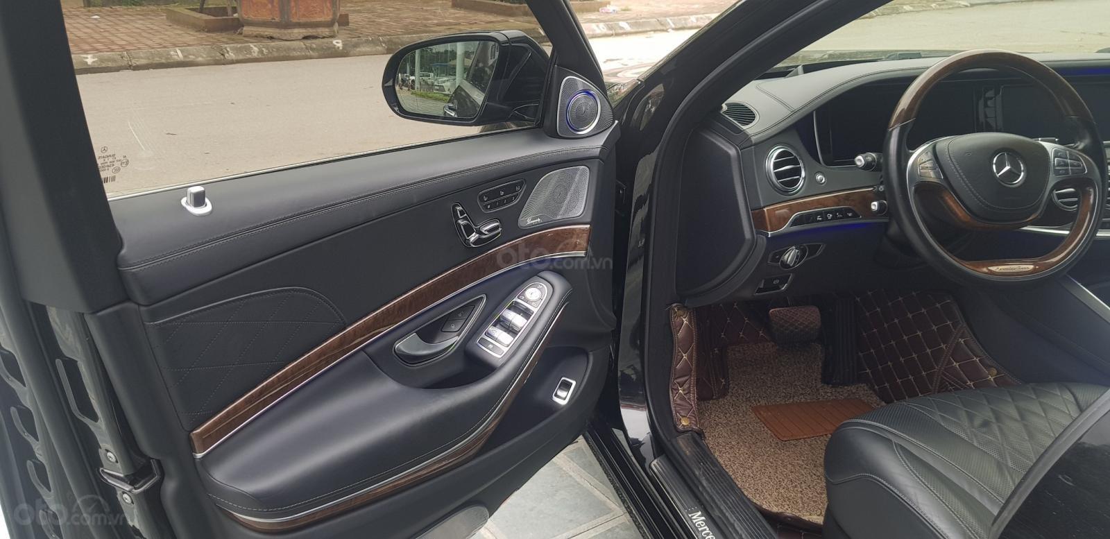 Bán Mercedes-Benz S500 SX 2016 màu đen, LH Ms  Hương 094.539.2468 (12)