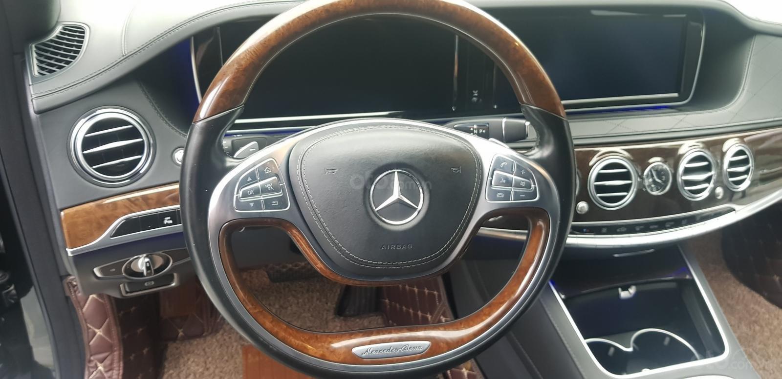 Bán Mercedes-Benz S500 SX 2016 màu đen, LH Ms  Hương 094.539.2468 (13)