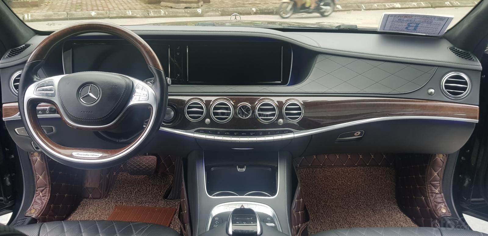 Bán Mercedes-Benz S500 SX 2016 màu đen, LH Ms  Hương 094.539.2468 (18)